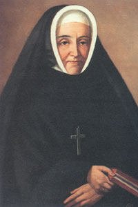 Marie Anne Blondin, Foundress